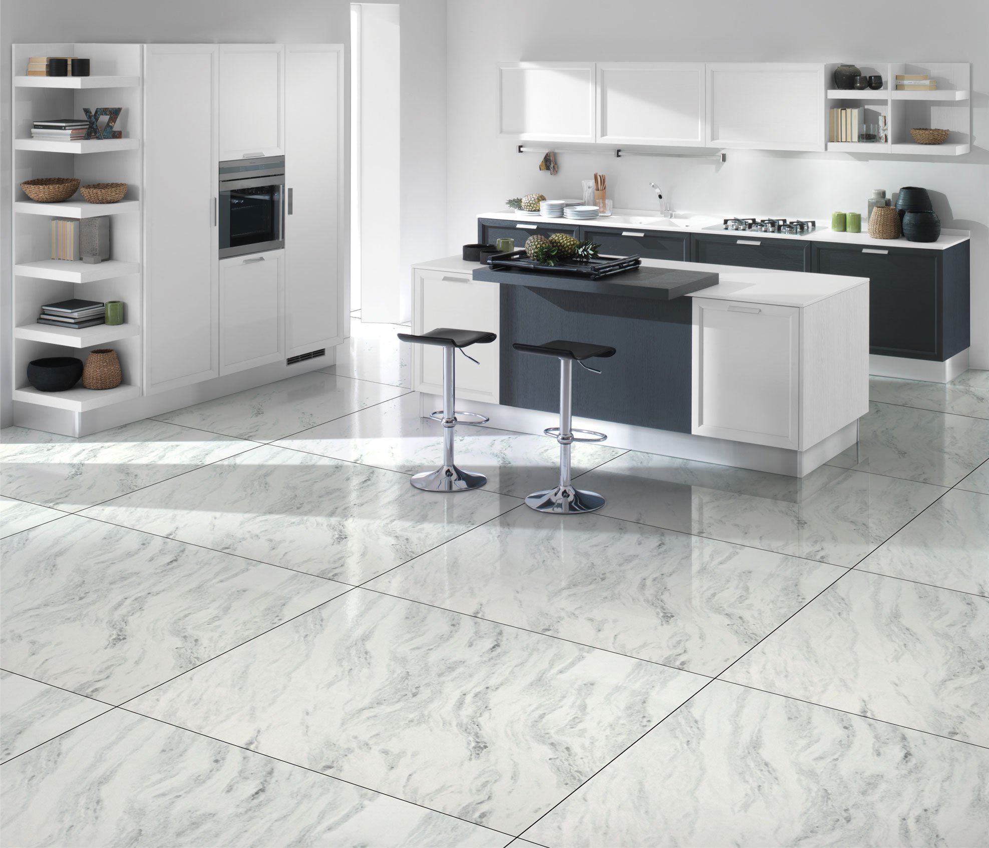 What's The Best Kitchen Floor Tile?